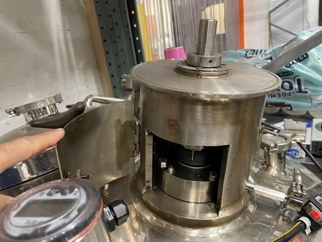 Image 500 Liter LEE INDUSTRIES Pressure / Vacuum Tank 1560619