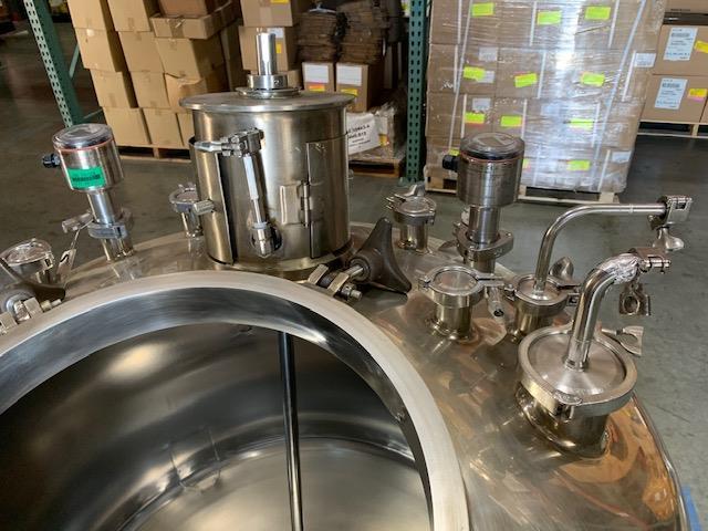 Image 500 Liter LEE INDUSTRIES Pressure Kettle 1502837