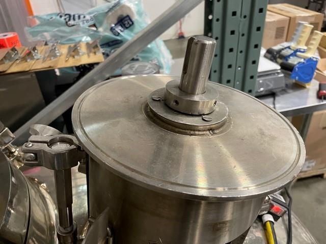 Image 500 Liter LEE INDUSTRIES Pressure / Vacuum Tank 1560618
