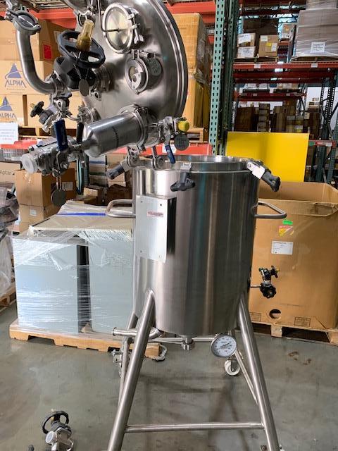 Image SHARPSVILLE Pressure Tank / Reactor 1502844