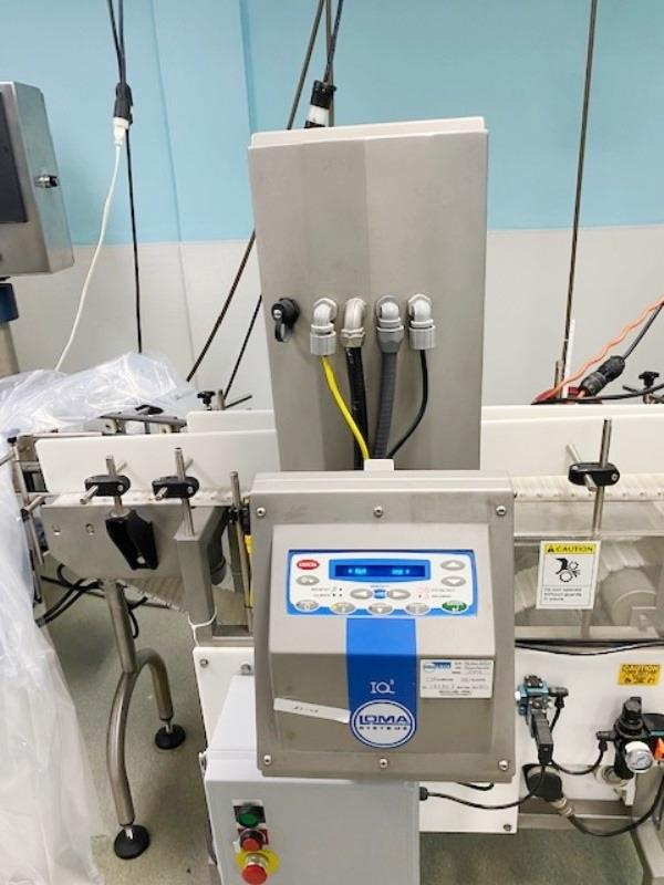 Image Complete Bottle Filling Line for Solid Doses 1502924