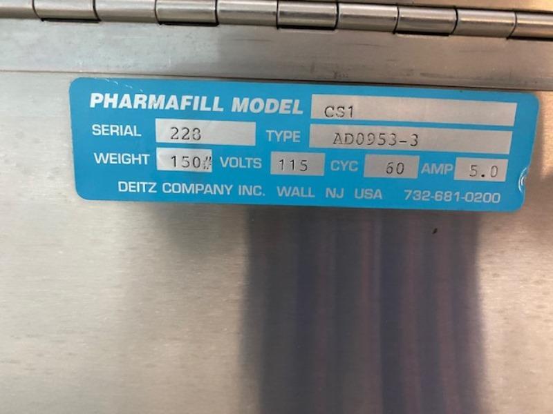 Image Complete Bottle Filling Line for Solid Doses 1502911