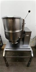 Image 40 Qt. GROEN THD 40 Steam Jacketed Kettle 1504079
