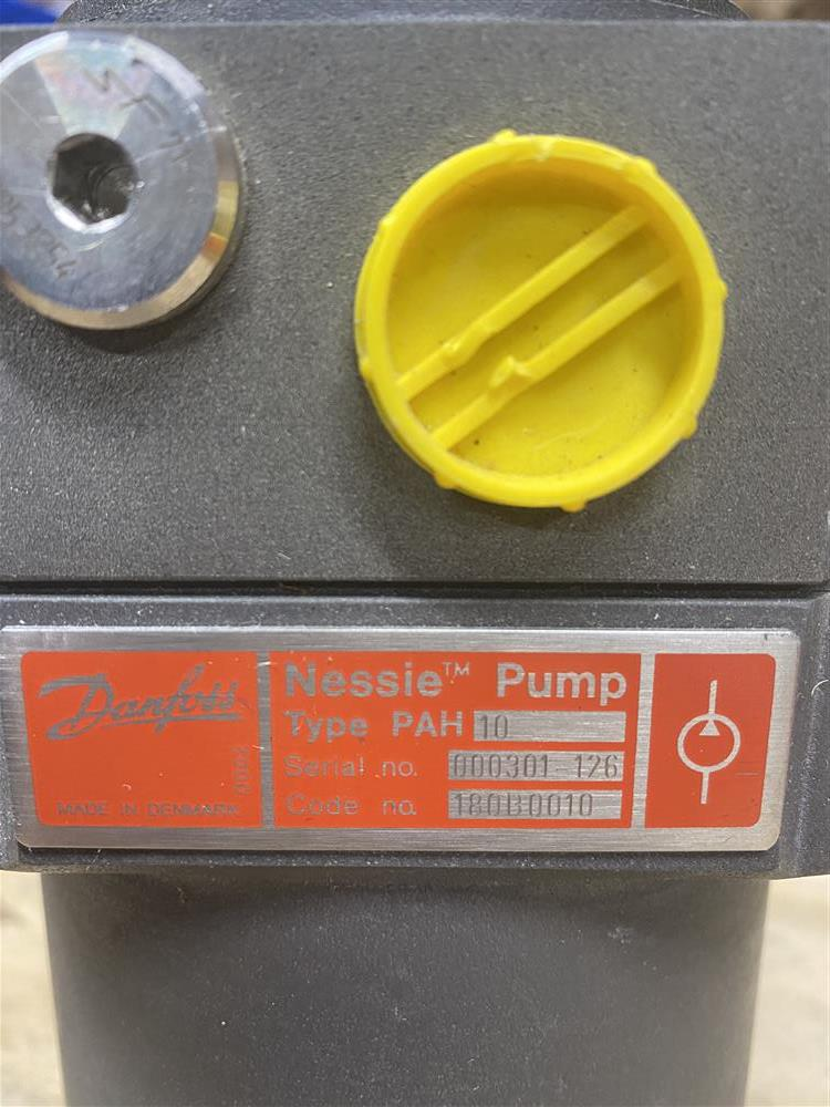 Image DANFOSS PAH 10 Pump 1505843