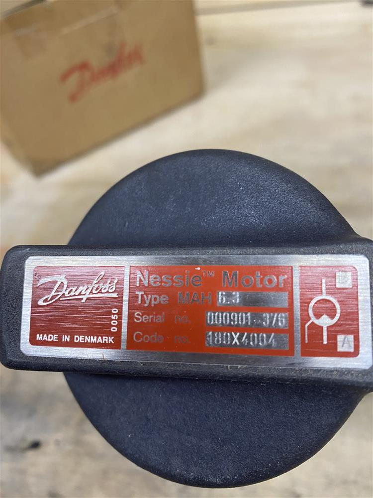 Image DANFOSS MAH 6.3 High Speed Hydraulic Motor 1505845