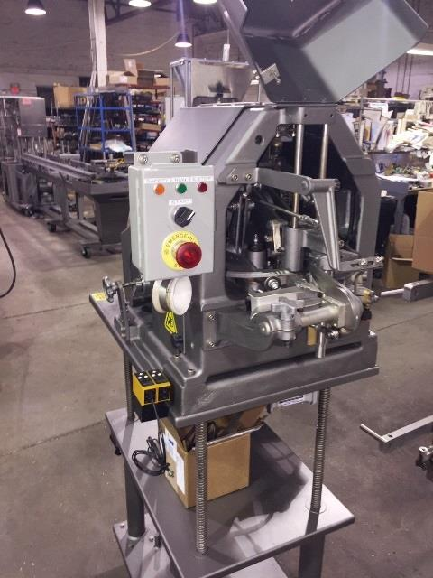 Image Tablet Packaging Line 1507013