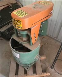 Image QUINN PROCESS EQUIPMENT COMPANY Vertical Sand Pump 1507107