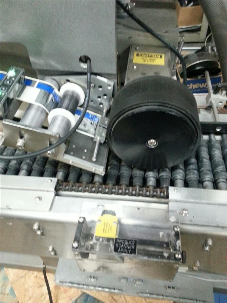 Image LABEL-AIRE 2111 Wrap Labeler for Small Bottles 1508233