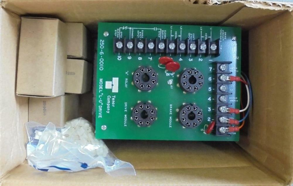 Image TENOR COMPANY Programmer and Drive Control Unit 1508419