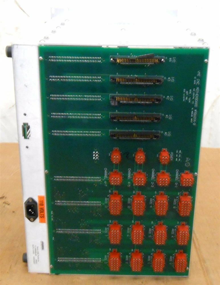 Image DAWN VME PRODUCTS Chassis 1508435