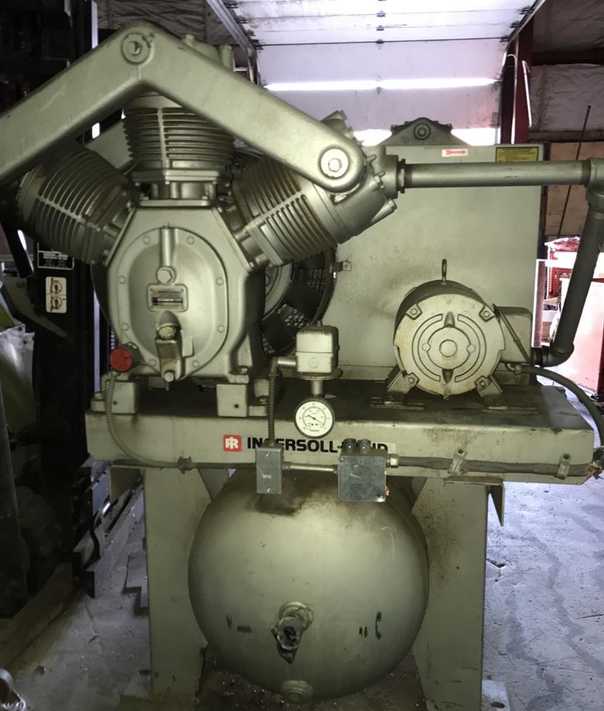 Image 15 HP INGERSOLL RAND Dual 3 Stage Vacuum Pump 1508486
