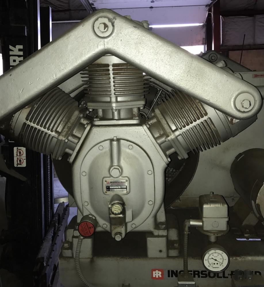 Image 15 HP INGERSOLL RAND Dual 3 Stage Vacuum Pump 1508487