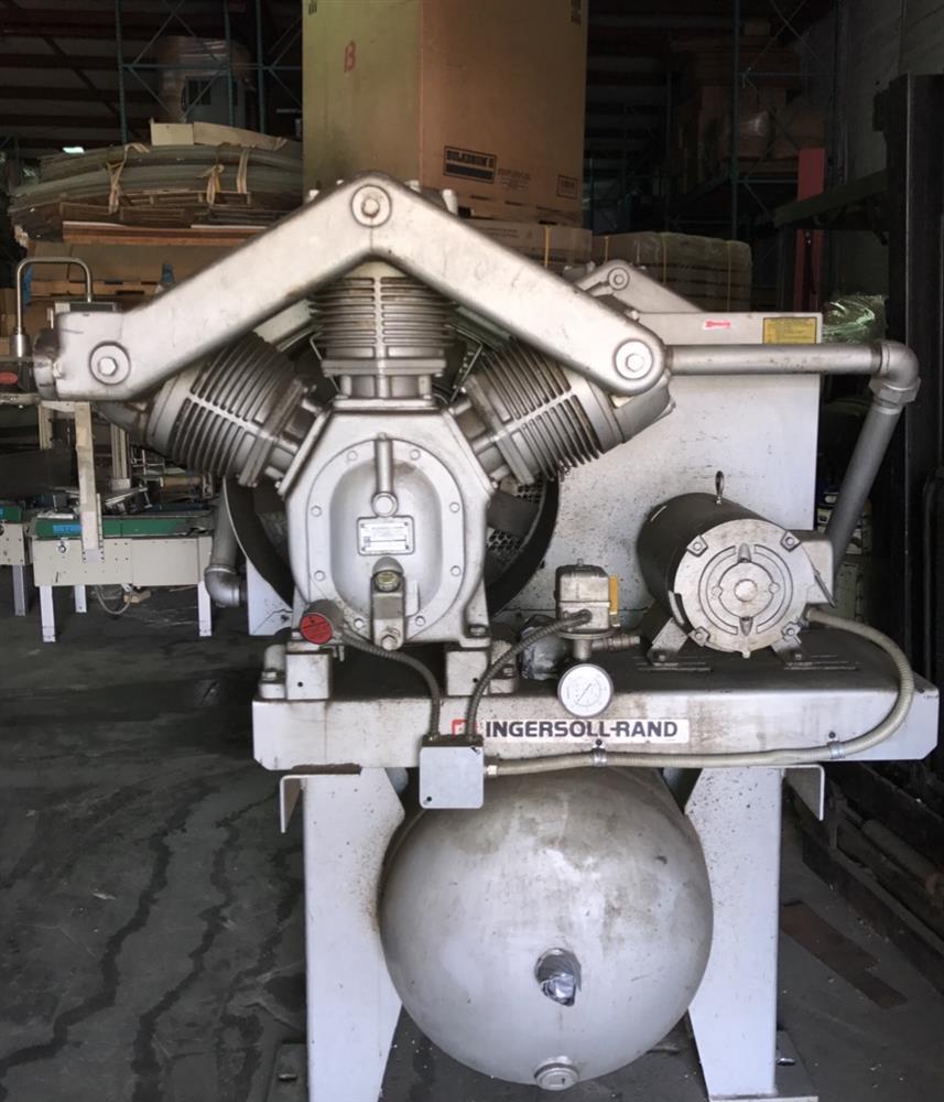 Image 15 HP INGERSOLL RAND Dual 3 Stage Vacuum Pump 1508490