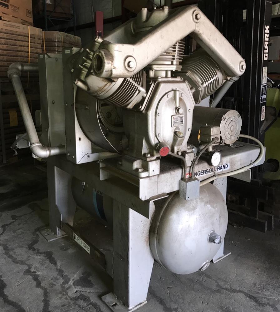 Image 15 HP INGERSOLL RAND Dual 3 Stage Vacuum Pump 1508491