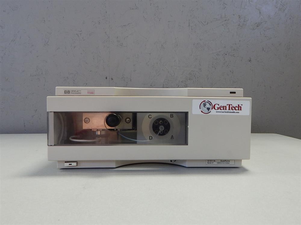 Image AGILENT 1100 Quaternary Pump 1508555