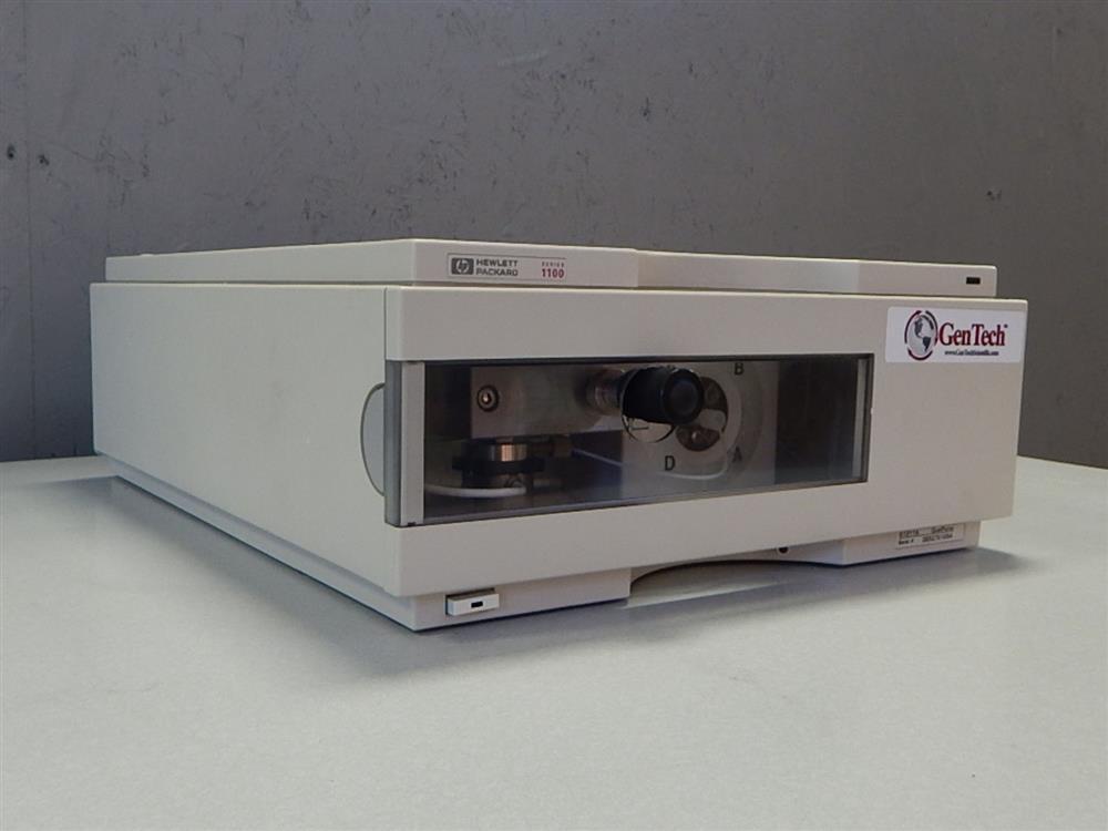 Image AGILENT 1100 Quaternary Pump 1508556