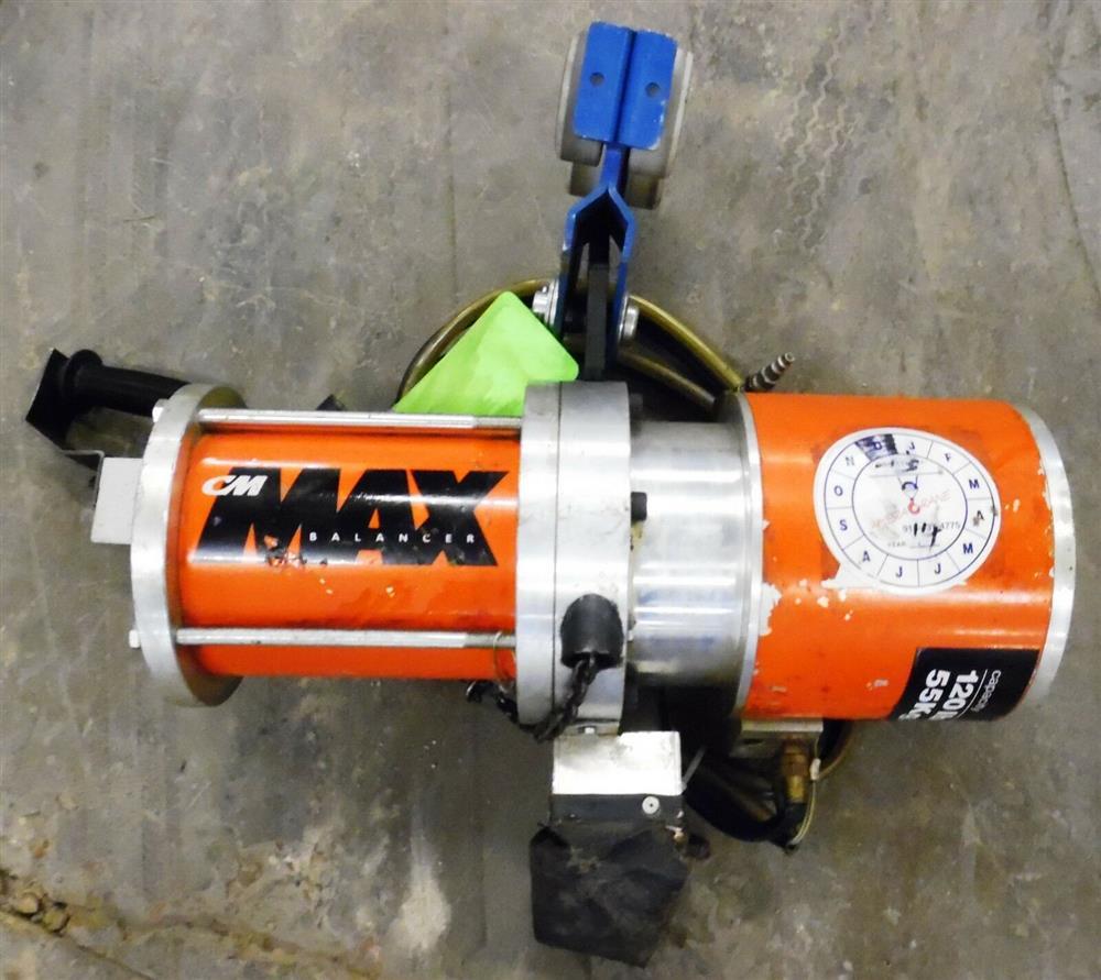 Image CM Pneumatic Chain Hoist Max Balancer 1508594