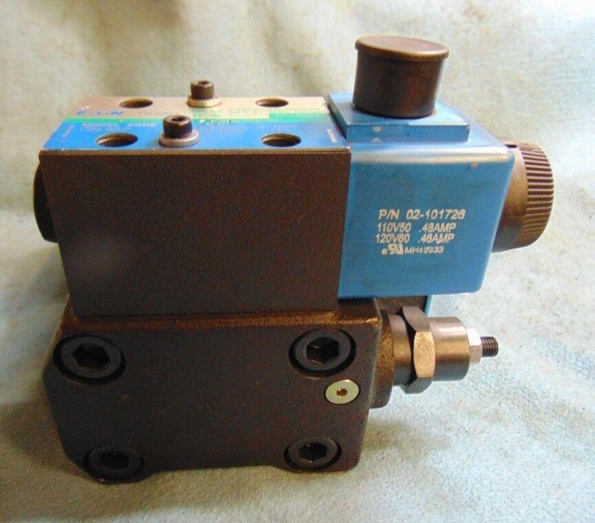 Image VICKERS EATON Hydraulic Control Valve with Pilot Valve 1508601