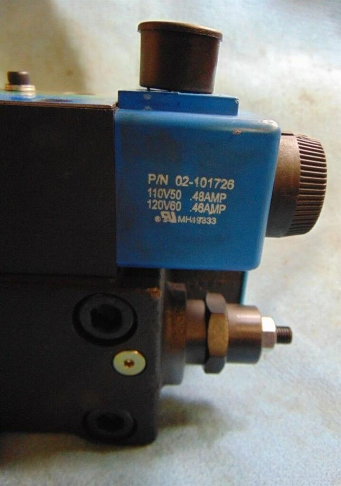 Image VICKERS EATON Hydraulic Control Valve with Pilot Valve 1508603