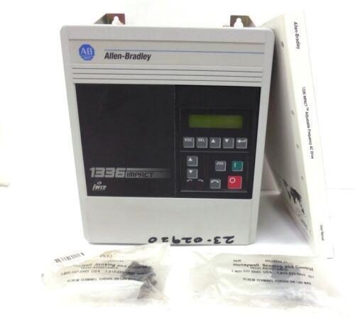 Image ALLEN BRADLEY Adjustable Frequency AC Drive 1508608