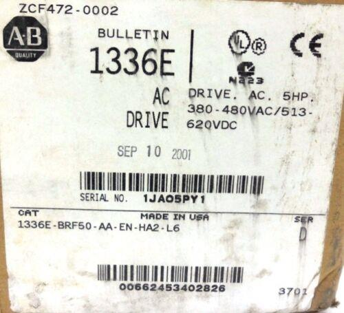 Image ALLEN BRADLEY Adjustable Frequency AC Drive 1508609