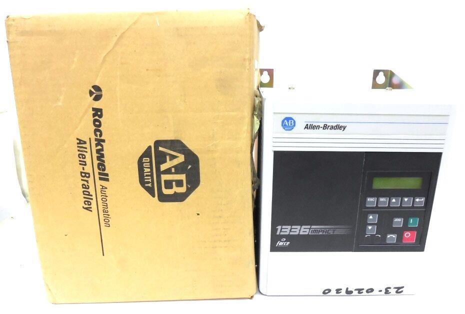 Image ALLEN BRADLEY Adjustable Frequency AC Drive 1508615