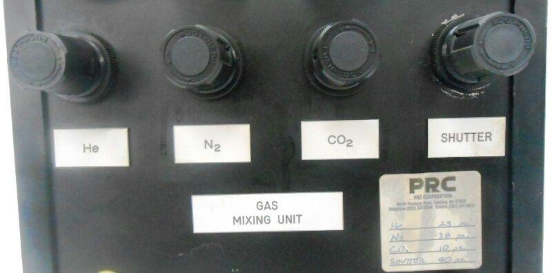 Image PRC CORPORATION Gas Mixing Unit Panel 1508617
