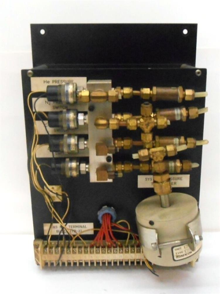 Image PRC CORPORATION Gas Mixing Unit Panel 1508620