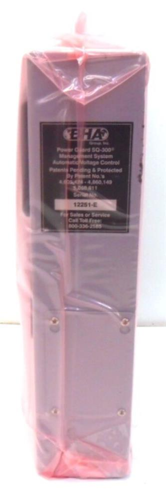 Image GENERAL ELECTRIC Powerguard SQ-300 Management System Automatic Voltage Control 1508627