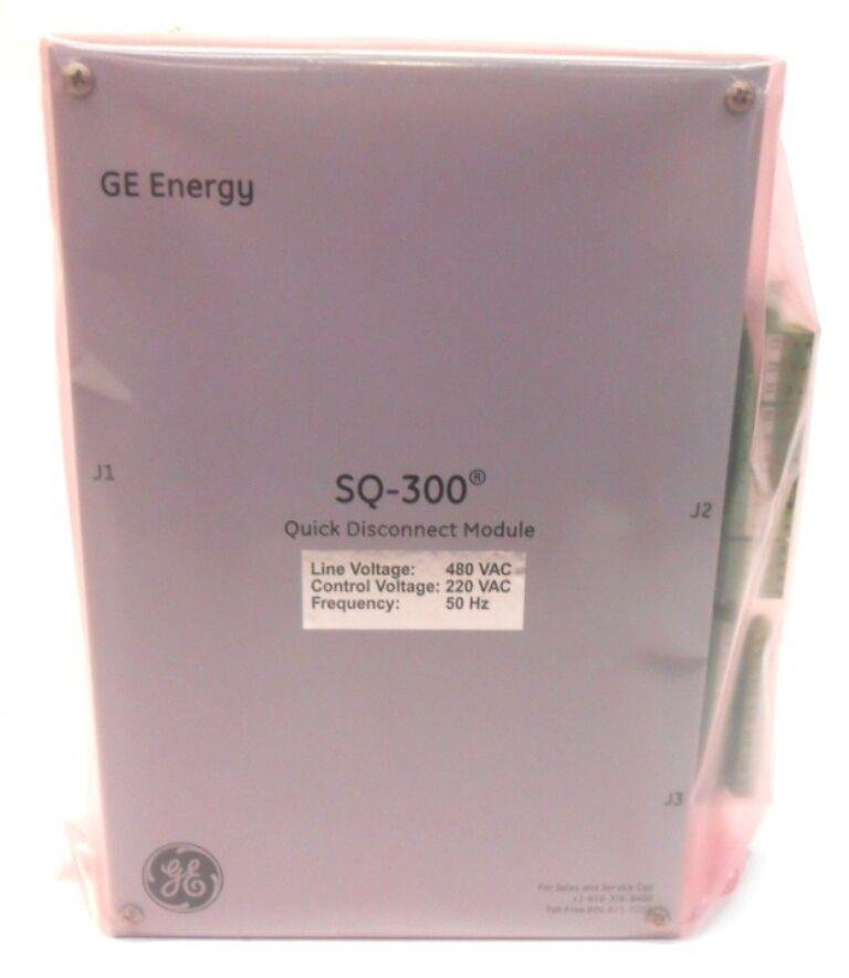 Image GENERAL ELECTRIC Powerguard SQ-300 Management System Automatic Voltage Control 1508629