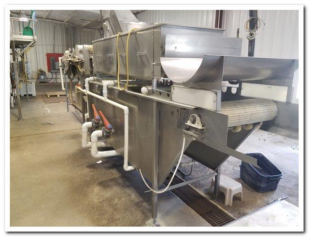 Image Triple Wash Vegetable Washing System 1508694