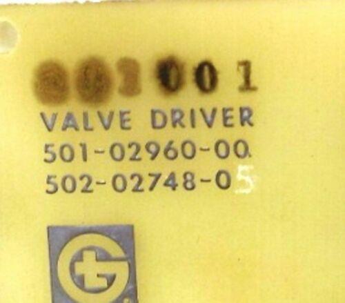 Image GIDDINGS & LEWIS ELECTRIC Valve Driver 1508729