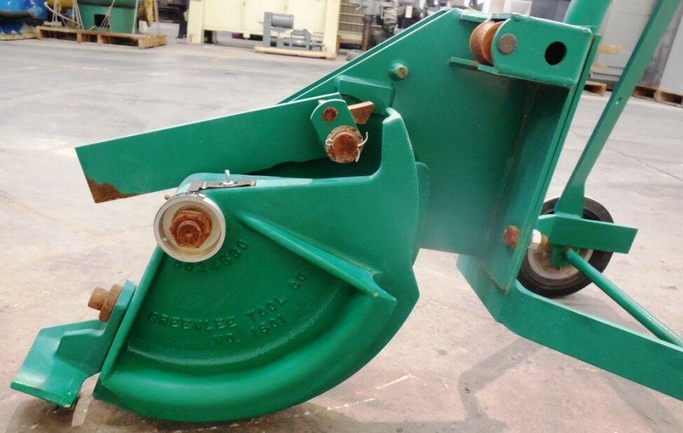 Image GREENLEE 1801 Mechanical Bender 1508747