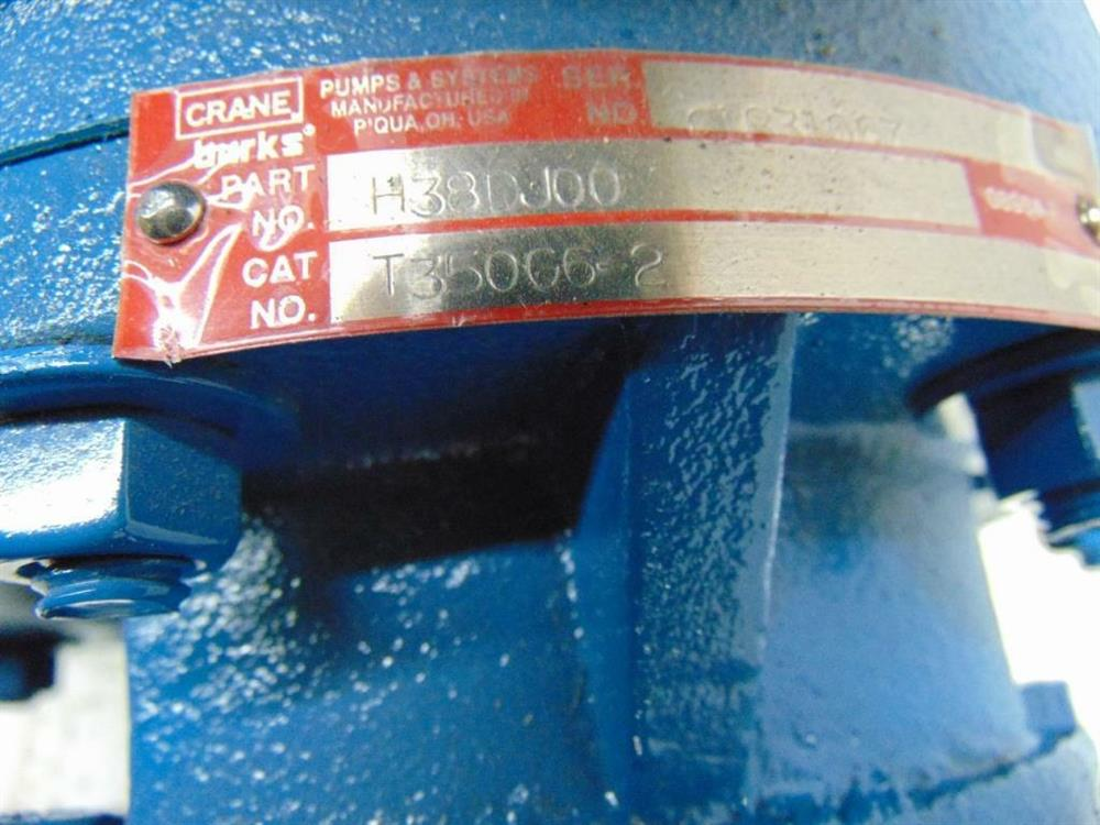 Image CRANE PUMPS / BURKS Centrifugal Pump 1508765