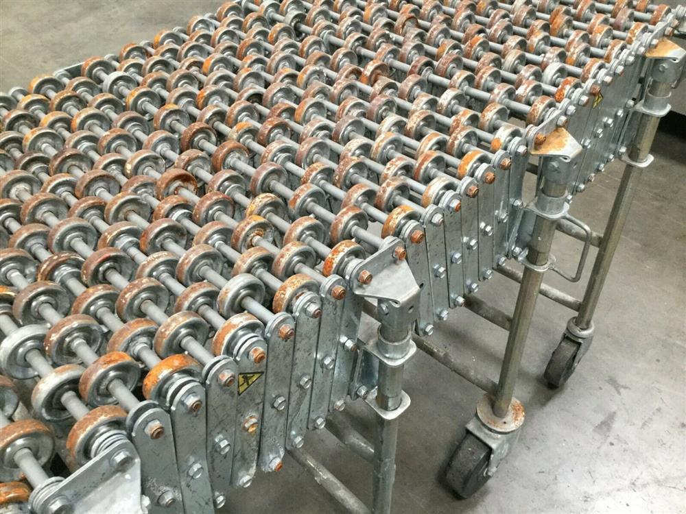Image NESTAFLEX 376 Expandable Flexible Skate Conveyor 1510453