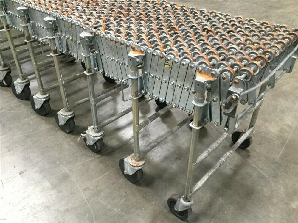 Image NESTAFLEX 376 Expandable Flexible Skate Conveyor 1510454