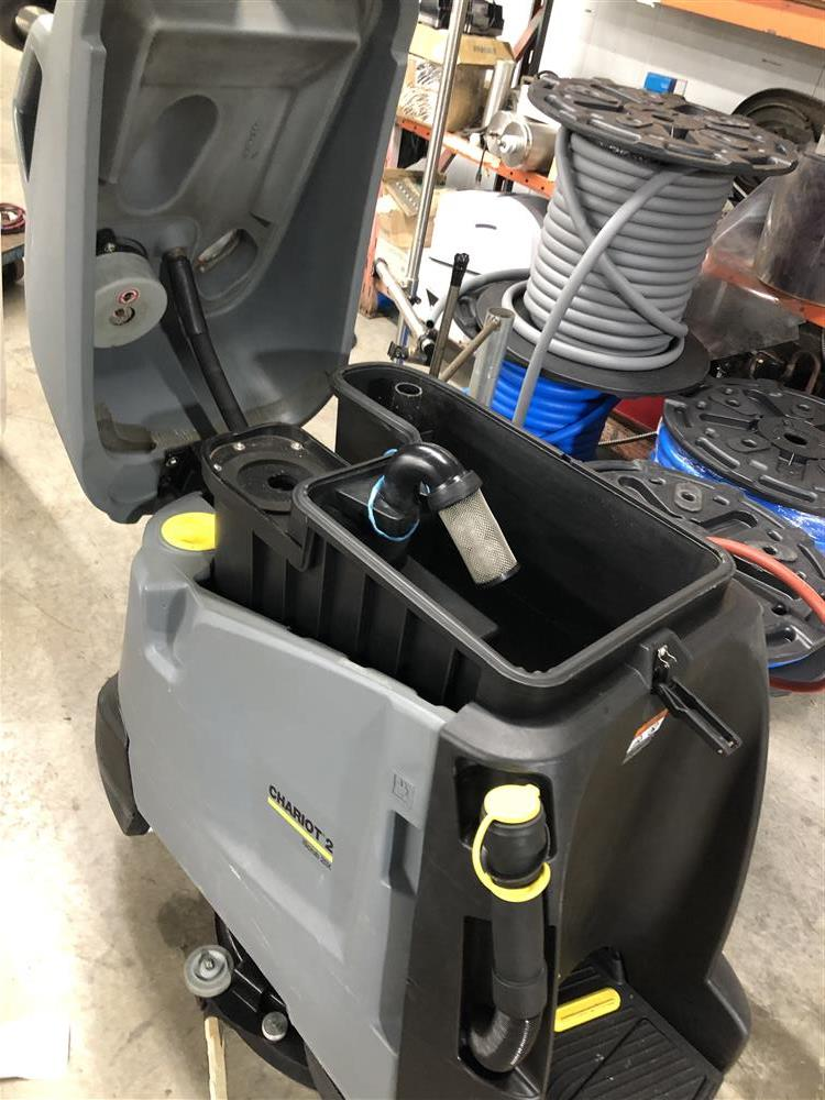 Image KARCHER Chariot 2 Floor Scrubber 1513097