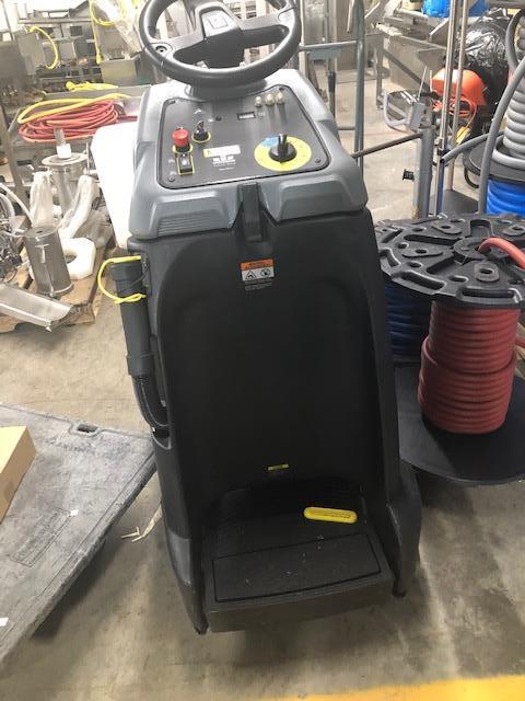 Image KARCHER Chariot 2 Floor Scrubber 1513100