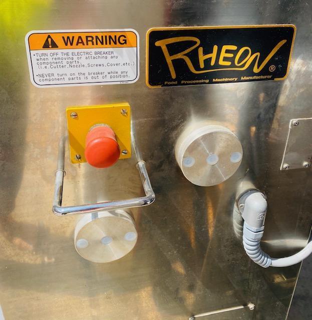 Image RHEON KN170 Encrusting Machine 1515386