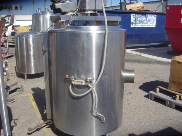 Image 100 Gallon GROEN Gas Fired Kettle 1517740
