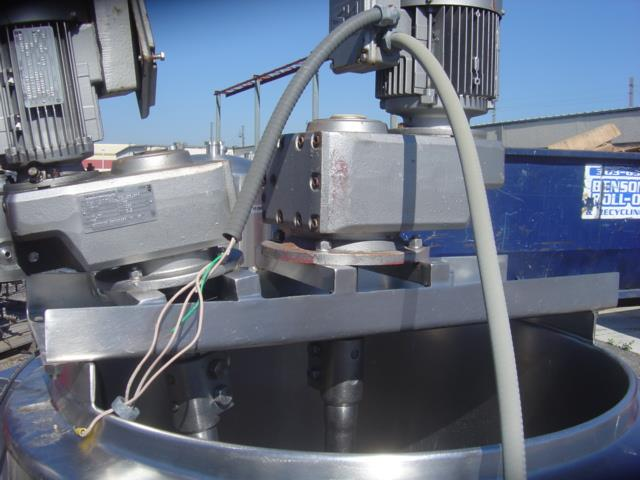 Image 100 Gallon GROEN Gas Fired Kettle 1517741