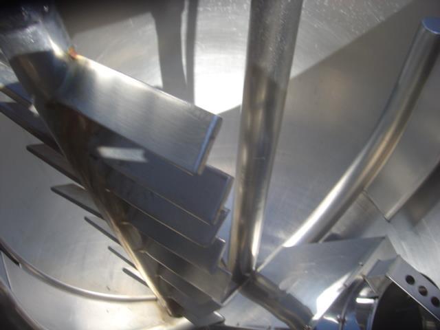 Image 100 Gallon GROEN Gas Fired Kettle 1517742