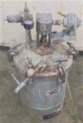 Image 5 Gallon BINKS Paint Pot 1517649