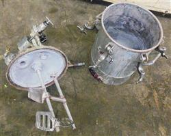 Image 5 Gallon BINKS Paint Pot 1517652