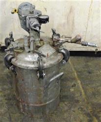 Image 5 Gallon BINKS Paint Pot 1517653