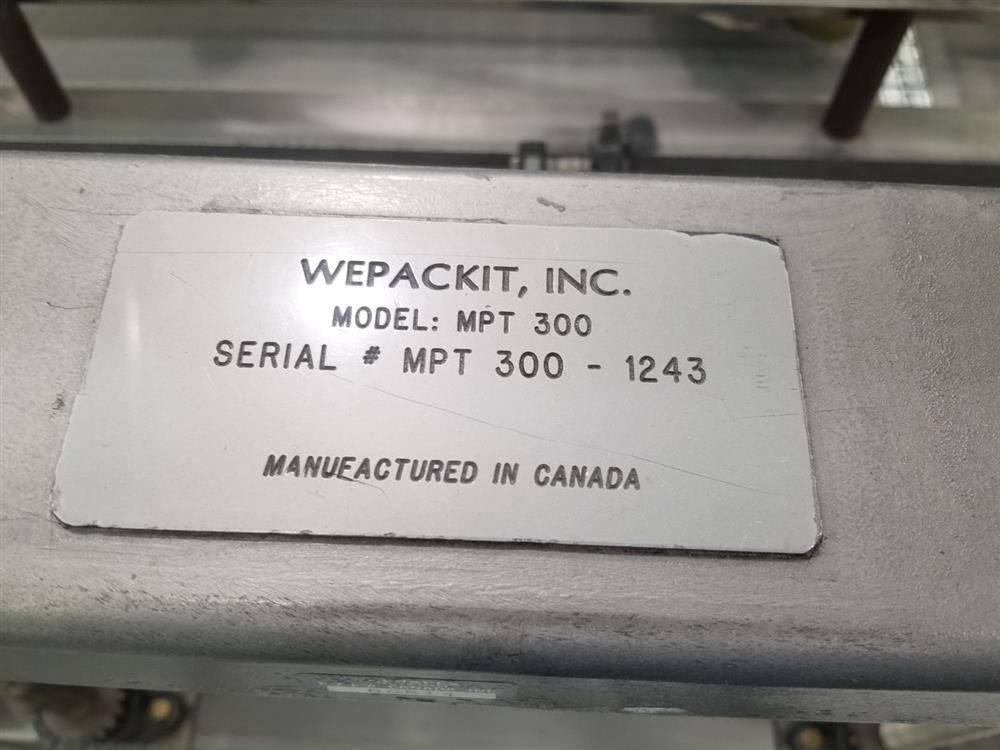 Image WEPACKIT MPT 300 Case Packer 1518292