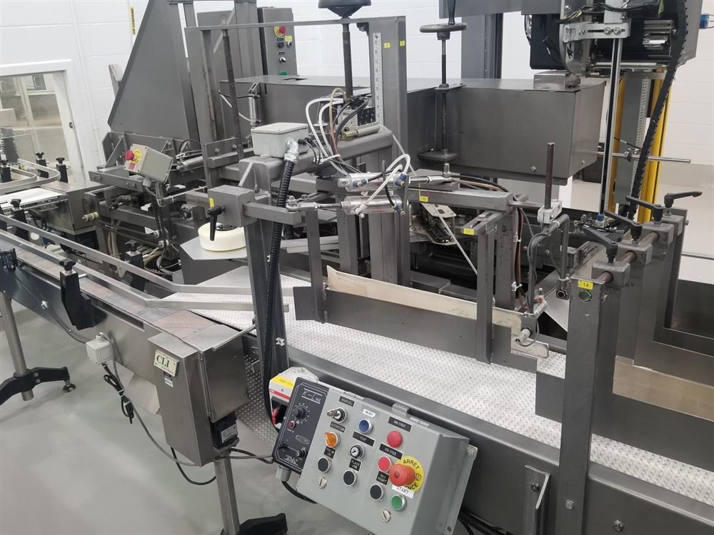Image WEPACKIT MPT 300 Case Packer 1518295