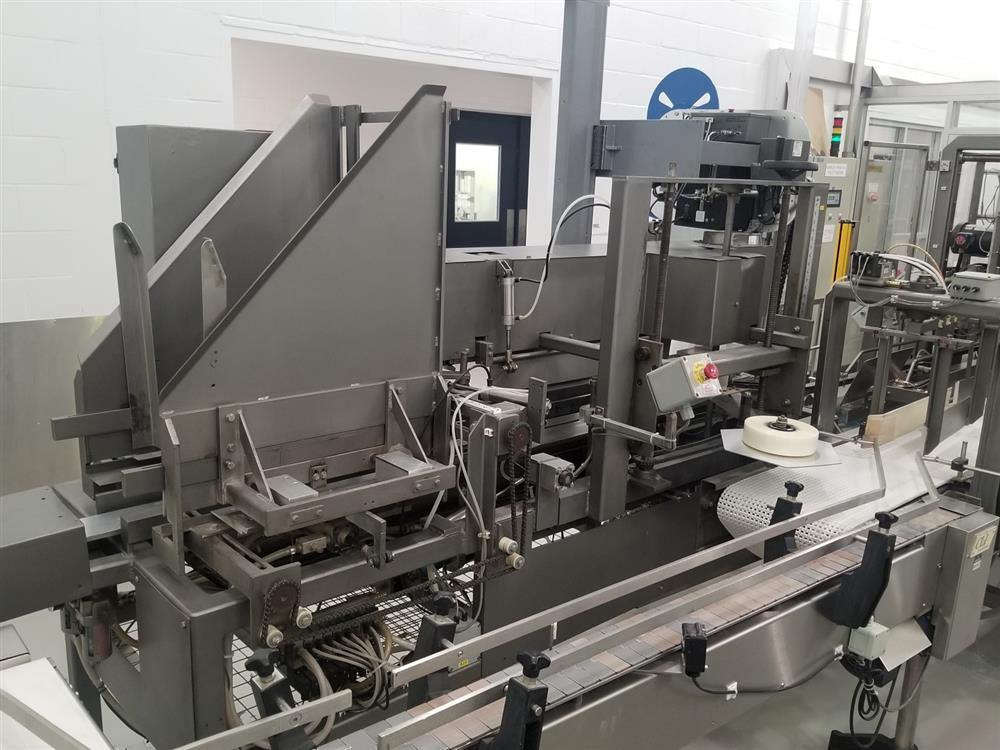 Image WEPACKIT MPT 300 Case Packer 1518297