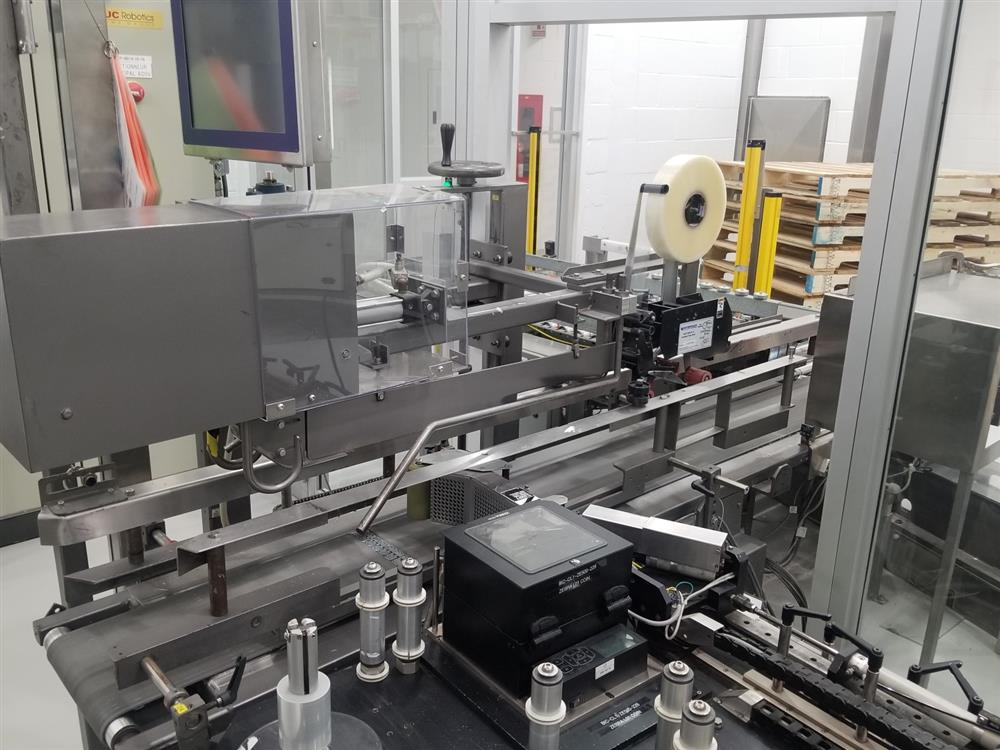 Image WEPACKIT MPT 300 Case Packer 1518300