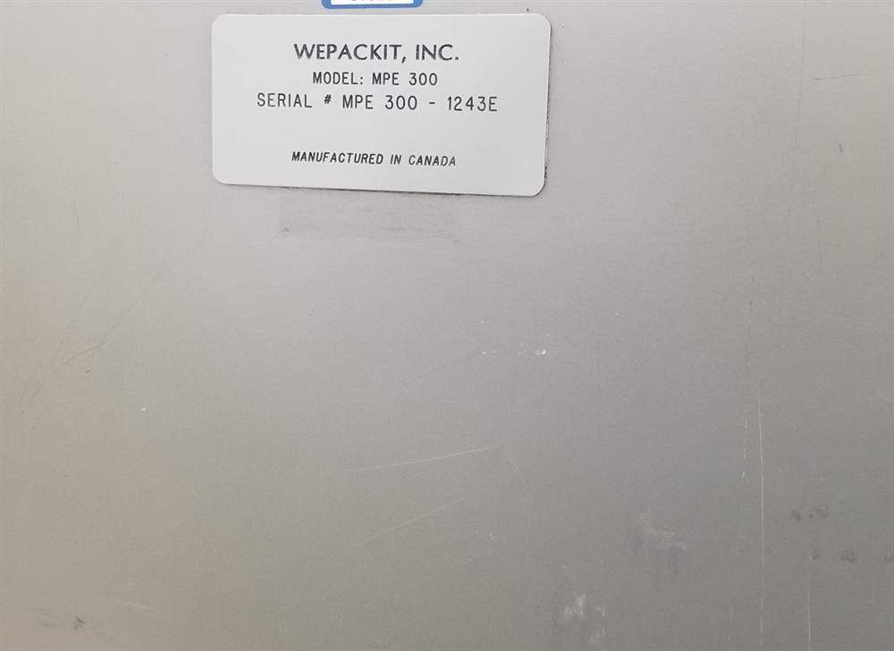 Image WEPACKIT MPT 300 Case Packer 1518283